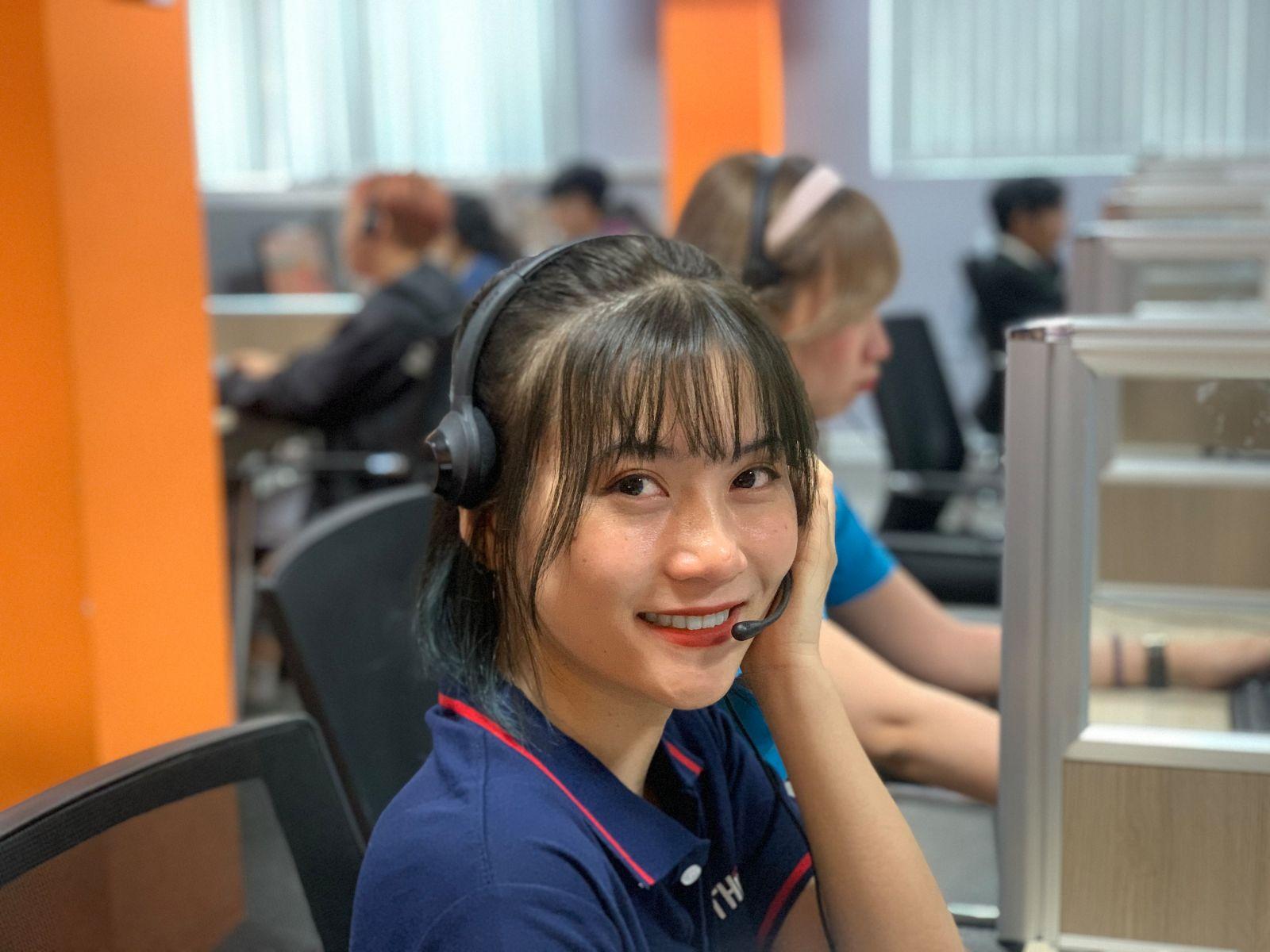 thien tu call center agent
