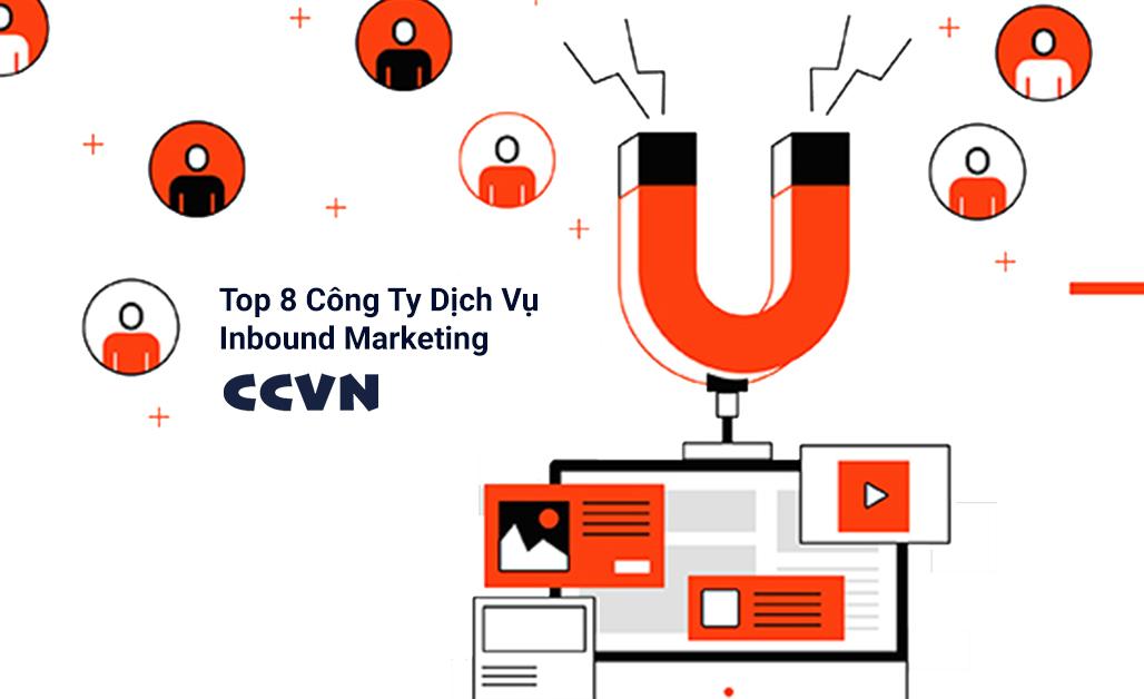 Top 8 công ty cung cấp dịch vụ inbound marketing